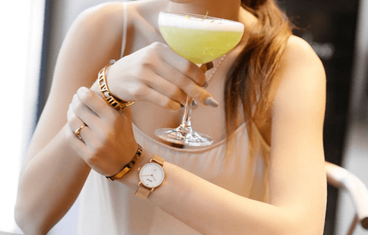 Melyik kezeden viseld az órád?