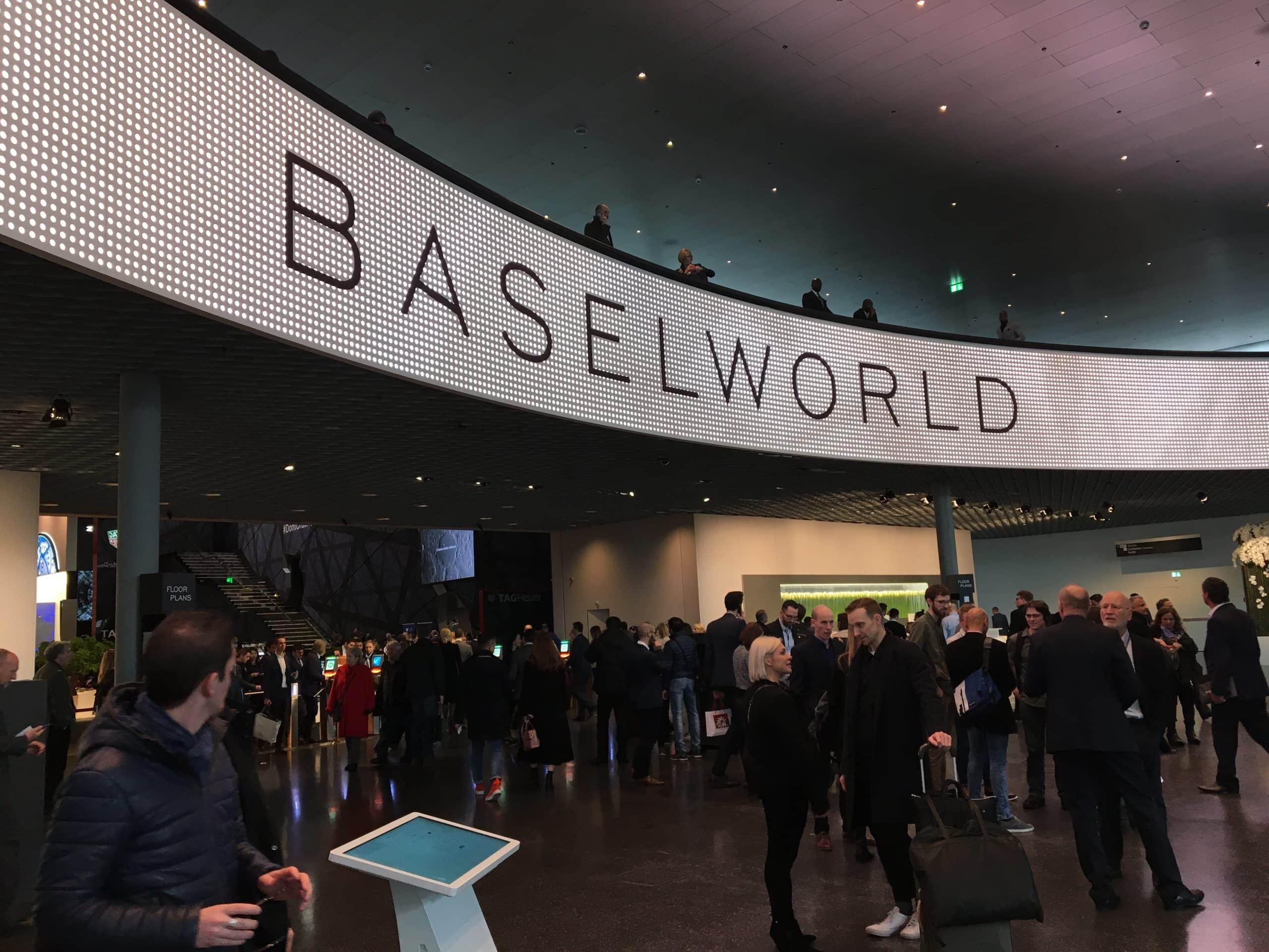 Elhalasztják a 2020-as BaselWorld-öt