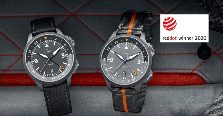 """Red Dot Díjat nyert a Laco """"Frankfurt GMT"""" modellje"""