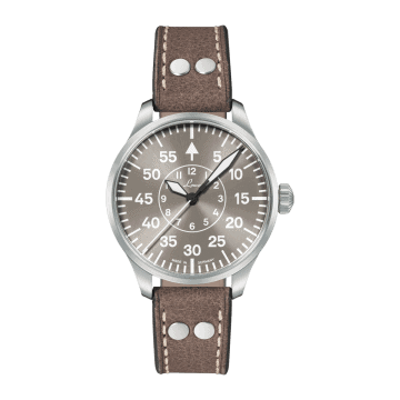 Laco 39 MM Aachen Taupe Automata, Limited karóra