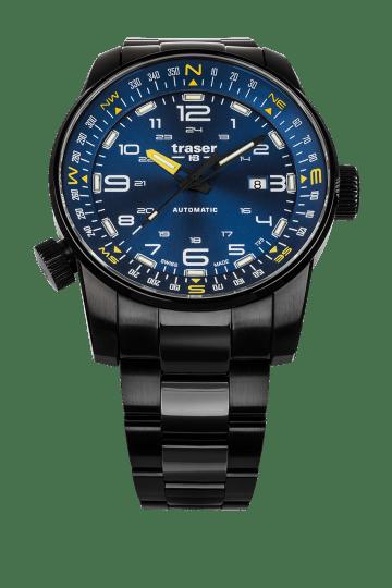 traser 109523 P68 Pathfinder Automatic Blue karóra