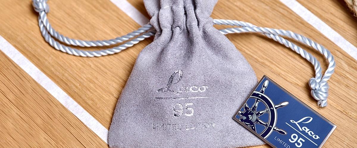 Laco EDITION 95 limitált felhúzós karóra