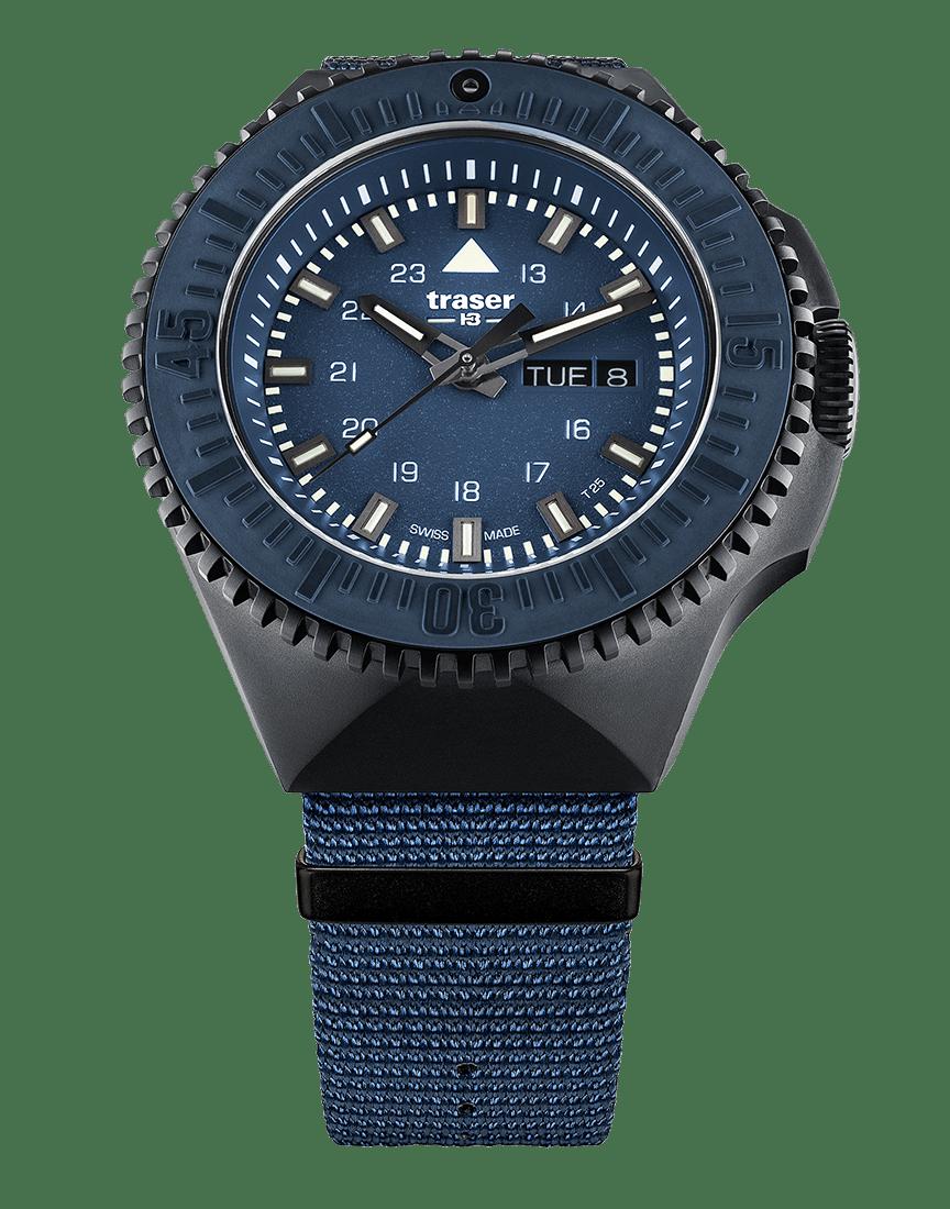 109856 P69 Black Stealth Blue
