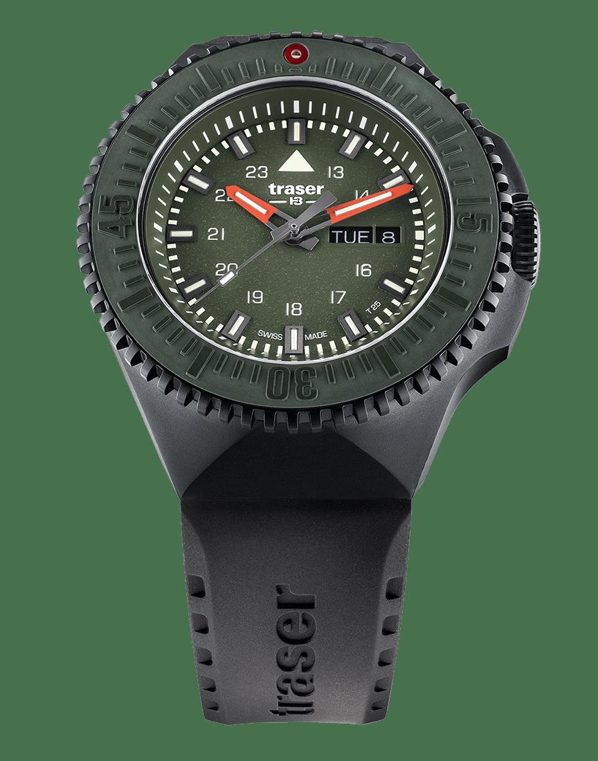 109859 P69 Black Stealth Green
