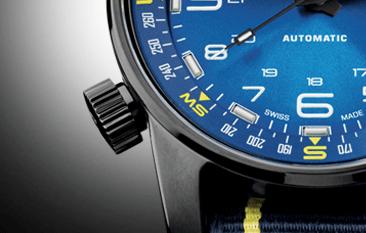 traser 107719 P68 Pathfinder Automatic Blue karóra